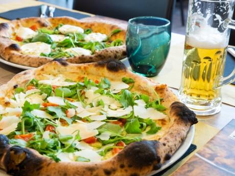 Pizza cerignolese-Restaurant Hotel alla Fonte-Arta Terme-Carnia